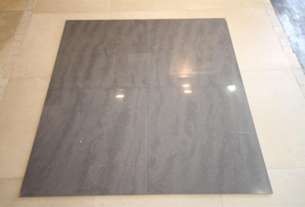Vloertegel 60x60 grijs gepolijst goedkoop tegels - Tegel grijs antraciet gepolijst ...